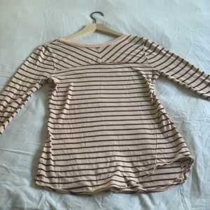 Free People Tops - Free people long-sleeved t-shirt (size S)